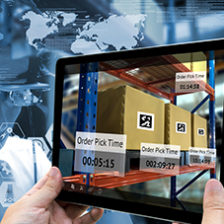 customer order management and barcode software